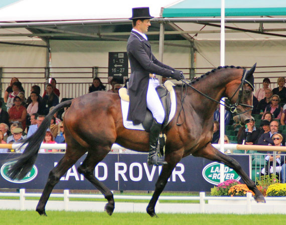 Jock Paget and Clifton Promise.