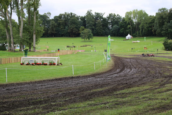 Jane Thompson reckons eventing fans at WEG have been done a huge disservice.