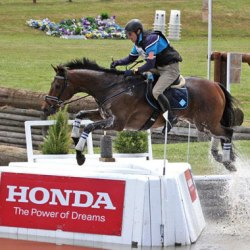 Fraser King leaps into NZ eventing's Super League lead