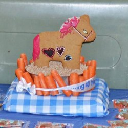 Home bakers: Gingerbread horses want you!