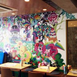 My Little Pony cafe pops up in downtown Tokyo