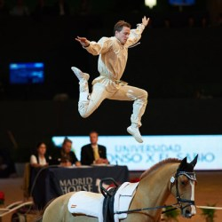 World Cup vaulting series gets under way in Spain