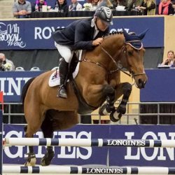 Samuel Parot is showjumping's red hot Chilean