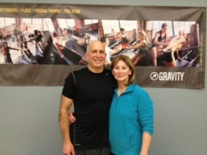 Jacque and Rick Blum