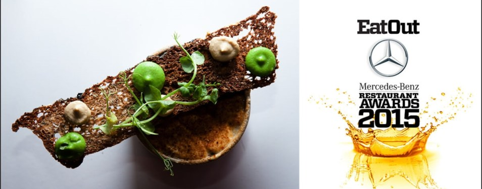 Nominees for the 2015 Eat Out Mercedes-Benz Restaurant Awards revealed...