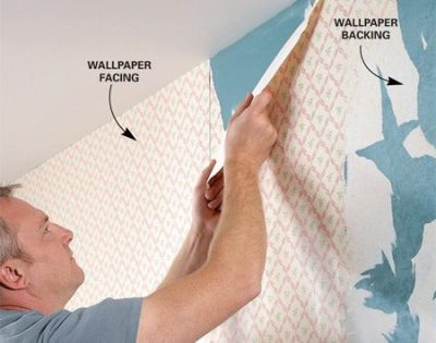 The Best Way to Remove Wallpaper | The Family Handyman