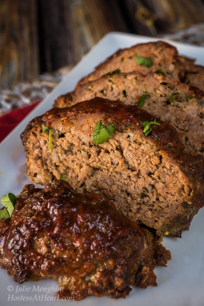 Easy Meatloaf Recipe | Hostess At Heart