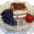 Kahlua Twinkie Tiramisu Items Needed: Box Hostess Twinkies 1/2 cup strong coffee, cooled & sweetened 1/4 cup Kahlua (optional) 1/2 gallon coffee or coffee & chocolate ice cream Chocolate shavings […]
