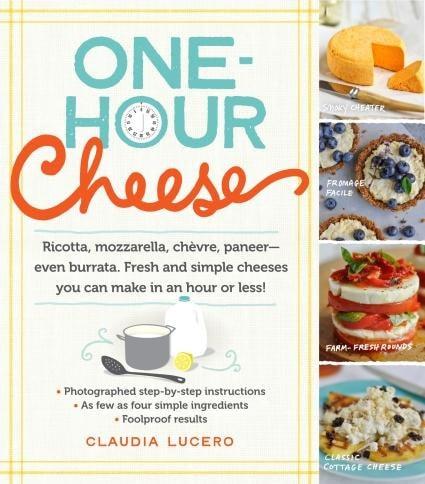 One Hour Cheese | hostthetoast.com