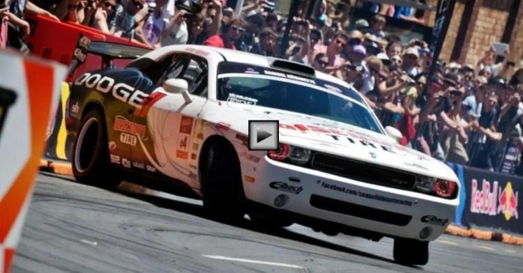 DODGE CHALLENGER BEST DRIFT EVER HOT CARS