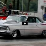 six sec chevy nova drag racing