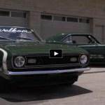 evil twins 1968 camaros need for speed stunt cars