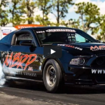hellion twin turbocharged 2014 coyote mustang nighttmare drag racing street car takeover