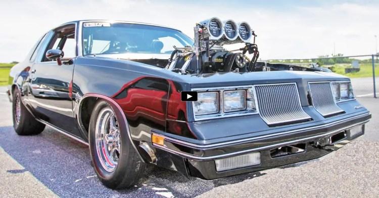 Blown 1650hp Cutlass | The Baddest You Have Seen