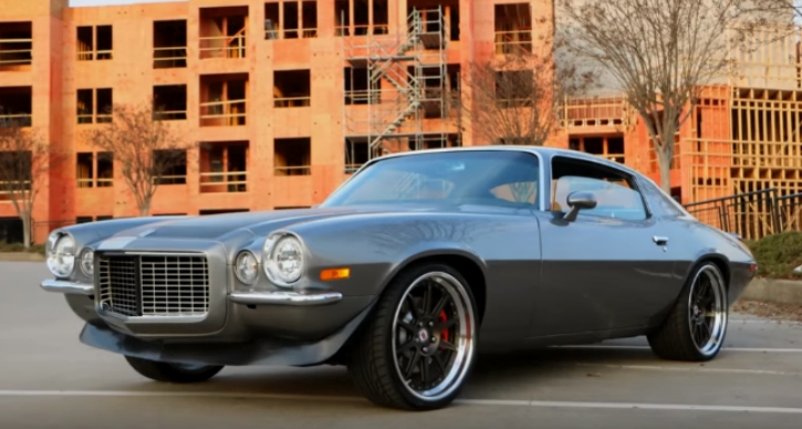 1970 Camaro Z28 Custom Built To Make Jaws Drop Hot Cars