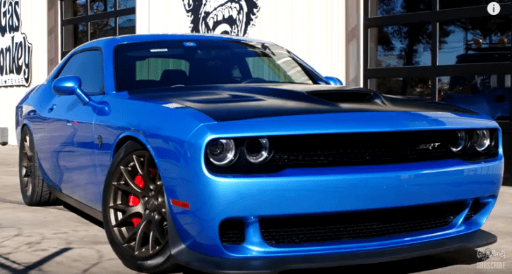 Classic Muscle Cars For Sale >> 1200hp Challenger Hellcat - What Are The Mods? | HOT CARS
