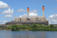Huntly thermal power station c/- Wikimedia Commons