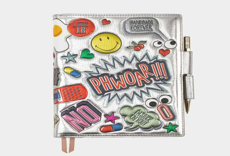 http://www.anyahindmarch.com/Organisation-%26-Stationery/All-Over-Stickers-A5-Two-Way-Journal-5050925893336.html?cgid=Organisation%20and%20Stationery&start=45