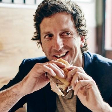 Diego Muñoz, Chef Nómada