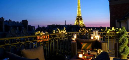 paris night dinner