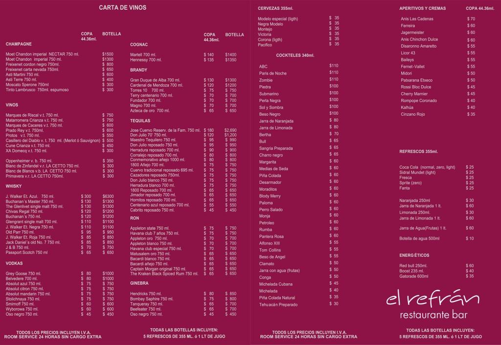 menu-precios-bebidas-el-refran