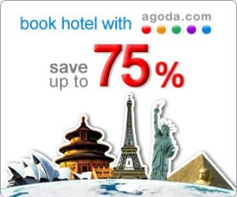 Agoda Hotel Reservation London Gbr