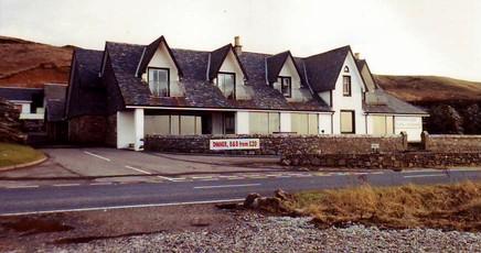 Hunting Lodge Hotel, Argyll (c) 2002