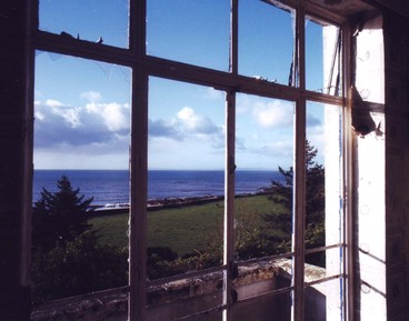 The Old Keil Hotel, Mull of Kintyre - View From The Hotel