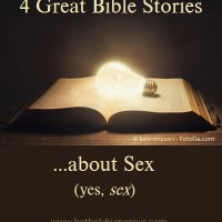4 Great Bible Stories about Sex