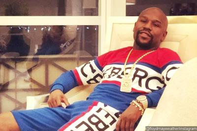 Floyd Mayweather, Jr. Named Highest-Paid Athlete by Forbes ...
