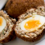 Scotch Eggs and…Razzle Dazzle