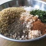 Turkey Stuffing Ingredients