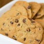 Dark Choc Chip Cookies and…The Sheep Farm