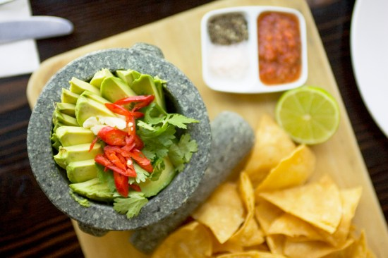 Guacamole with
