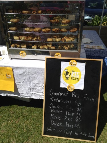 The Gourmet Pie Stall