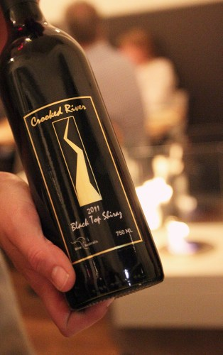 Crooked River Black Top Shiraz