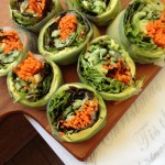 Vegetarian wraps