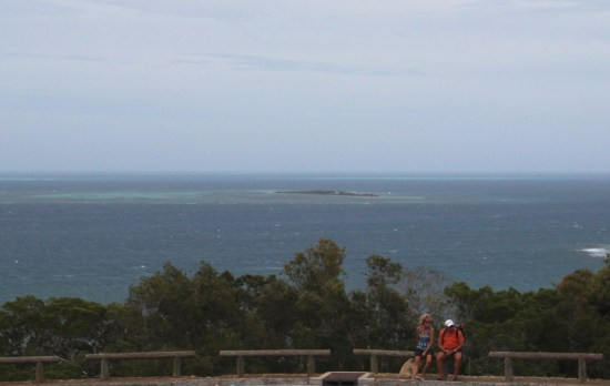 View from a lookout