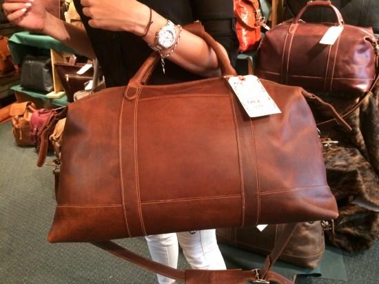 Oversized handbag!