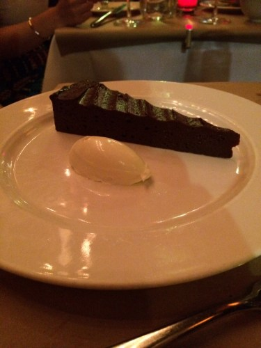 Flourless Chocolate Cake - $9.00