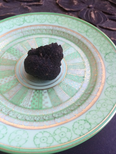 It's not what you think - it's a truffle