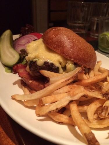 Dublin Burger $14.00