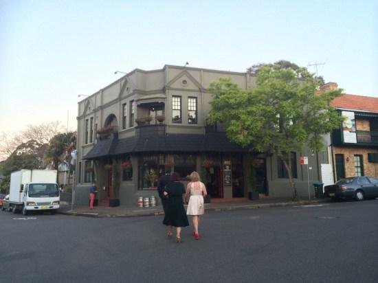 Riverview Hotel, Balmain