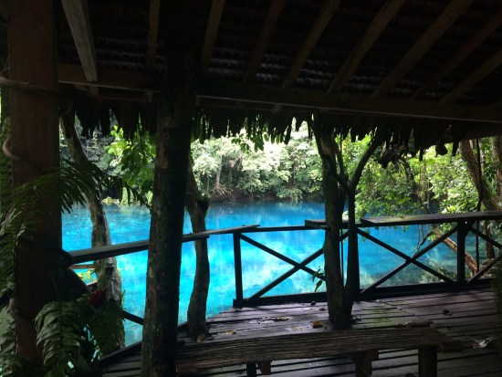 Riri Blue Hole