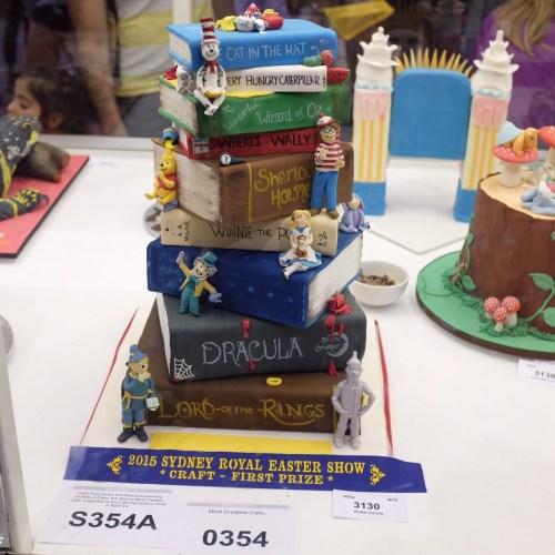 My favourite cake