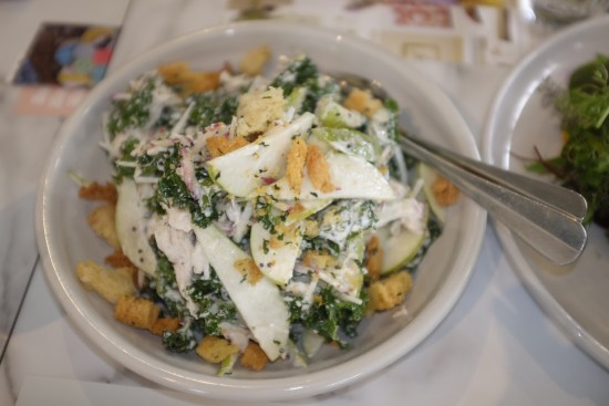 Salad of Poached Chicken