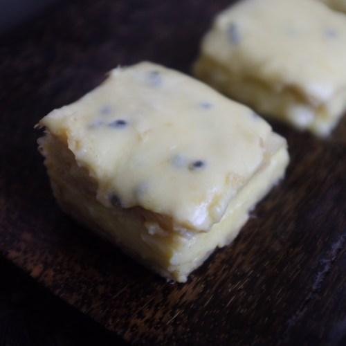 Custard Squares