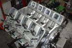 aluminum Merlin block