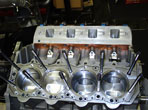 Small bore race engine
