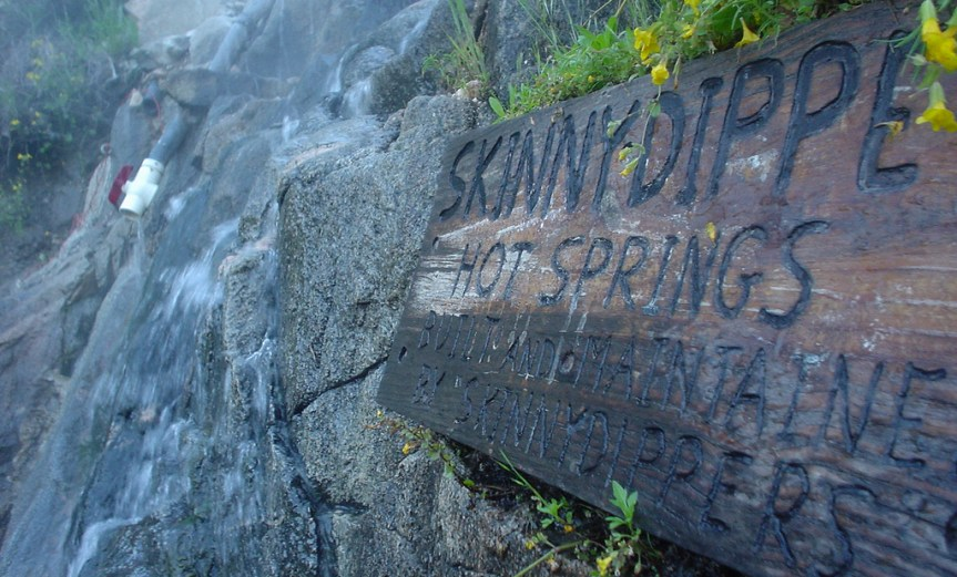 Skinnydipper Hot Springs
